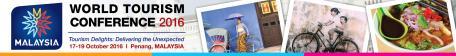 Conferencia Mundial del Turismo, 2016: «Delicias turísticas para asombrar al visitante»