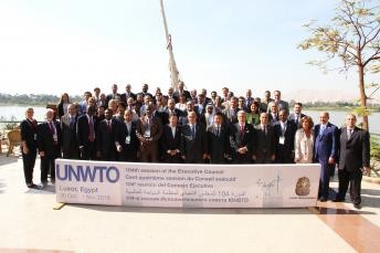 UNWTO Executive Council meeting opens in Luxor, Egypt
