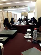 The UNWTO Executive Training Course in the Kingdom the Saudi Arabia on Tourism Strategy finished on 17th November