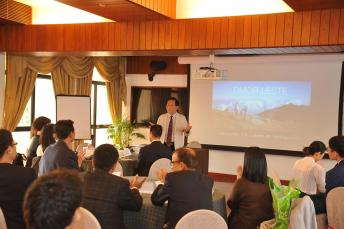 Training Programme on Tourism Capacity Building for Government & Public Officials organised by the newly established Global Centre for Tourism Education and Training of IFT