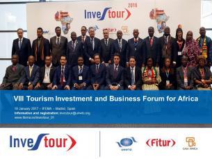 L'édition 2017 d'INVESTOUR se concentre sur la technologie et le développement des produits touristiques