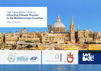 "UNWTO Master Class on ""Attracting Chinese Tourism to the Mediterranean Countries"""