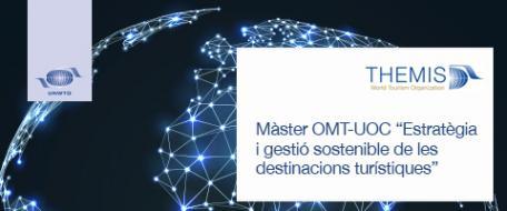 BOURSE pour Andorre pour le Master OMT-UOC « Stratégie et Gestion Durable des Destinations Touristiques » en espagnol - Edition 2017