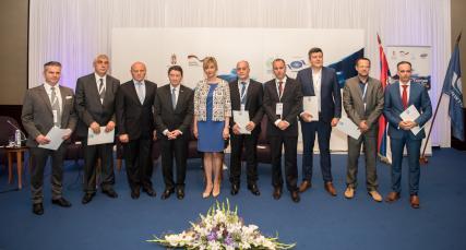 Signing ceremony: Belgrade, Serbia, 29 June 2017
