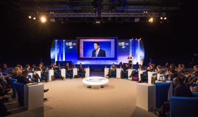 UNWTO & WTM Ministers' Summit 2017