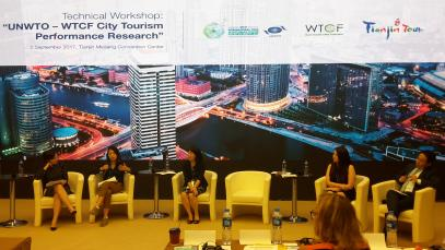 The relevance of measuring city tourism performance underlined by UNWTO