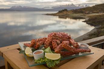 """Cours de l'OMT en Argentina sur """"La gastronomie en tant que facteur d'attraction touristique"""" du 24 au 29 septembre à Ushuaia, Argentina"""