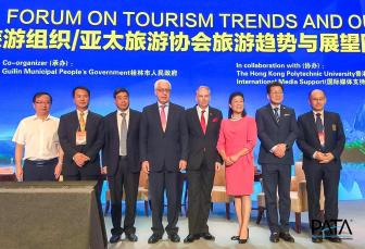 The UNWTO/PATA Forum on Tourism Trends and Outlook focus on sustainable tourism