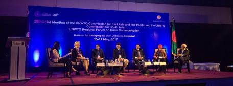 La Commission de l'OMT pour l'Asie-Pacifique se réunit au Bangladesh