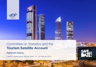 Eighteenth meeting - Committee on Statistics and the Tourism Satellite Account
