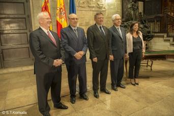 Signing ceremony: Valencia