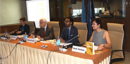 La OMT acoge la presentación del informe de la UNCTAD sobre el turismo como motor de crecimiento transformador e inclusivo en África