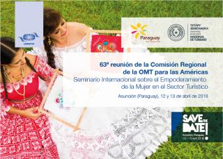 63ª reunión de la Comisión Regional de la OMT para las Américas