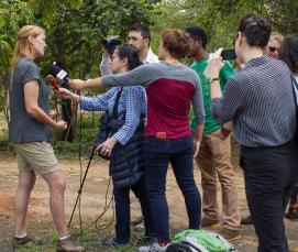 La Iniciativa OMT/Chimelong sobre Vida Silvestre y Turismo lanza el Premio Periodístico