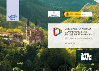 II Conferencia Mundial de Destinos Turísticos Inteligentes