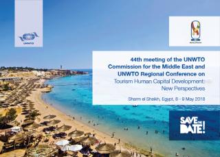 Quarante-quatrième réunion de la Commission de l'OMT pour le Moyen-Orient
