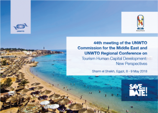 44ª reunión de la Comisión de la OMT para Oriente Medio