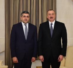 El secretario general de la OMT se reúne con el presidente de Azerbaiyán