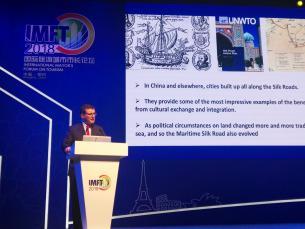International Mayors' Forum on Tourism, Zhengzhou, China