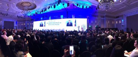 Forum mondial de l'OMT sur le tourisme de gastronomie : exploiter la puissance de la technologie