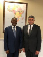 Une grande figure de la philanthropie mondiale devient le premier Africain désigné par l'OMT Ambassadeur du tourisme responsable