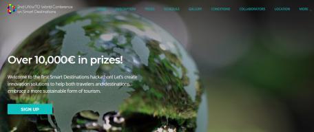 Appel à concourir : premier hackathon de destinations touristiques intelligentes (23-24 juin 2018)