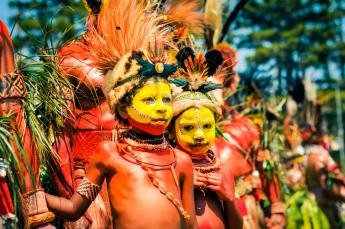 Papua New Guinea captures the world's attention as host of APEC 2018