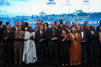 Conferencia OMT/UNESCO: El turismo cultural mantiene las comunidades y el patrimonio vivo