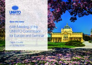 64th Meeting of the UNWTO Commission for Europe  and Workshop on Growth, Innovation and Partnership