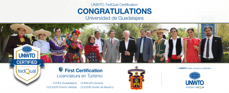 UNWTO.TedQual Certification - Universidad de Guadalajara