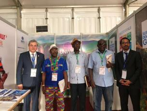 The 9th edition of the International Tourism Fair of Abidjan (SITA) and First Investment Forum for African Tourism (FITA).