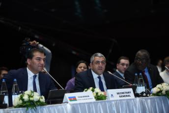 El turismo: una fuerza mundial en aras del crecimiento y el desarrollo - El Consejo Ejecutivo de la OMT se reúne en Bakú