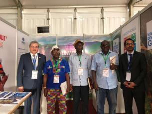 Neuvième édition du Salon international du tourisme d'Abidjan (SITA) et premier Forum d'investissement pour le tourisme africain (FITA). 27 avril-1er mai, Abidjan (Côte d'Ivoire)