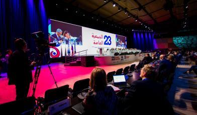 Se inaugura la Asamblea General de la Organización Mundial del Turismo con la sostenibilidad y la innovación en lo alto de la agenda