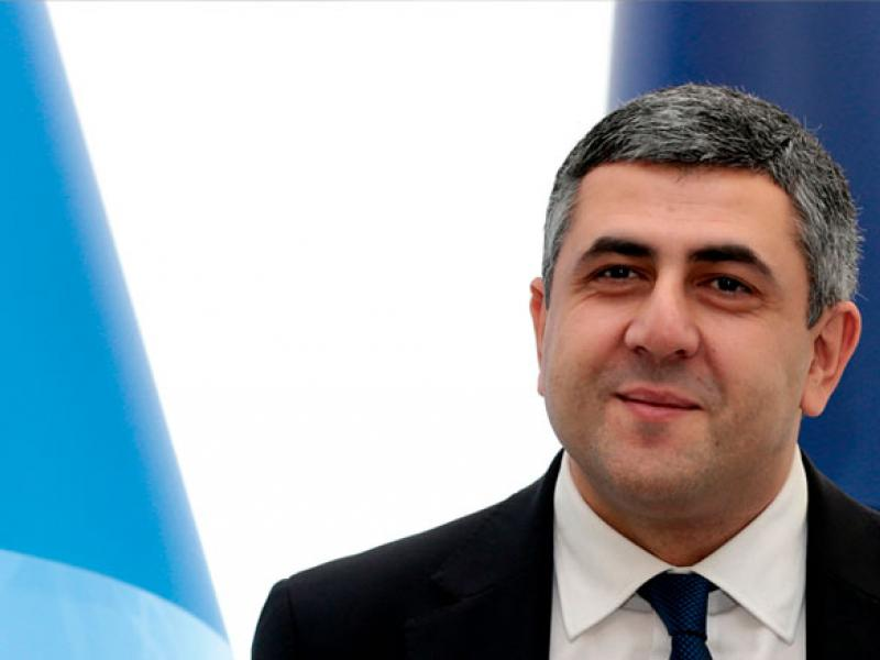 Mr. Zurab Pololikashvili, Secretary-General of the UNWTO