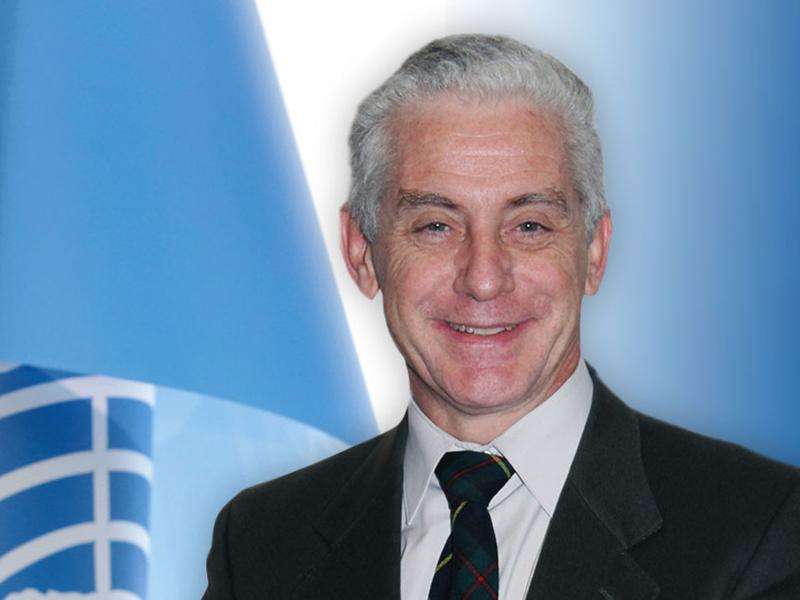 Mr. Manuel Butler Halter UNWTO Executive Director