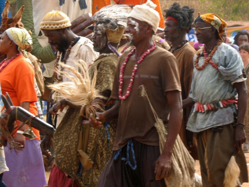 Niger Festival in Segou- Mali