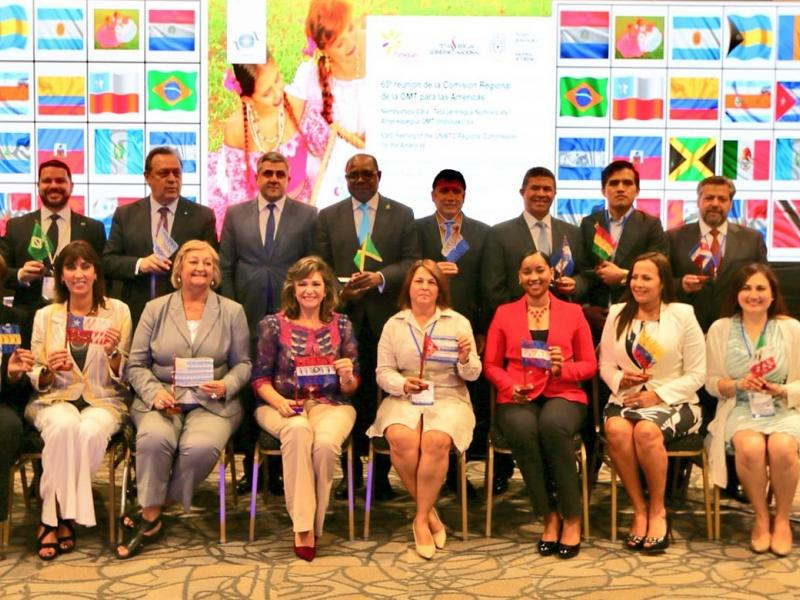 """""""Without equity there is no development"""": Women's empowerment in tourism, central theme of the ministerial meeting of the Americas"""