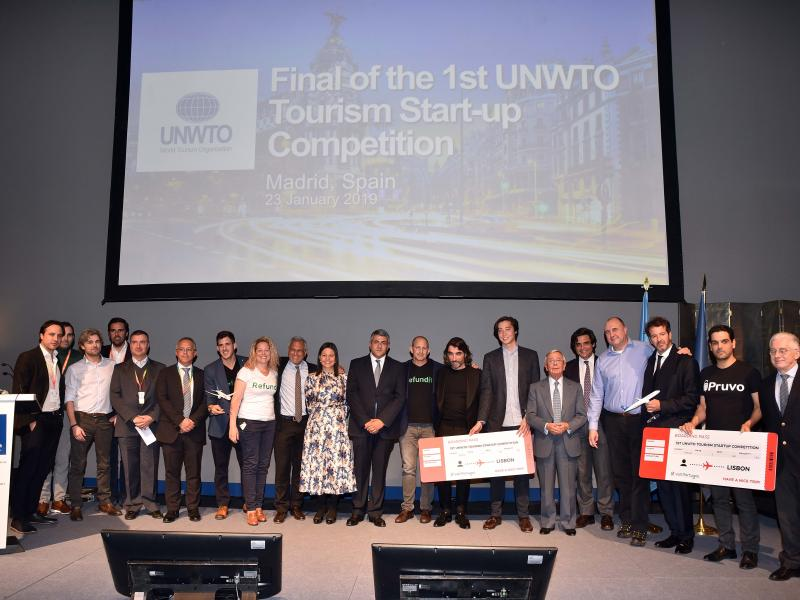 Refundit Wins 1st UNWTO Global Tourism Startup Competition