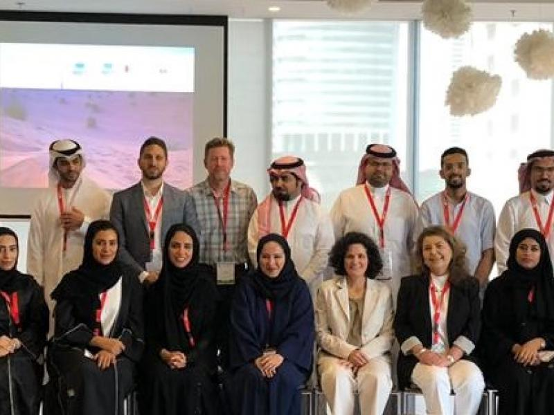 """Inaugurated the UNWTO Executive Education Workshop in United Arab Emirates on """"Sustainability in Tourism Destinations"""" in Partnership with MODUL University Dubai with the support of the Ministry of Economy of the UAE"""
