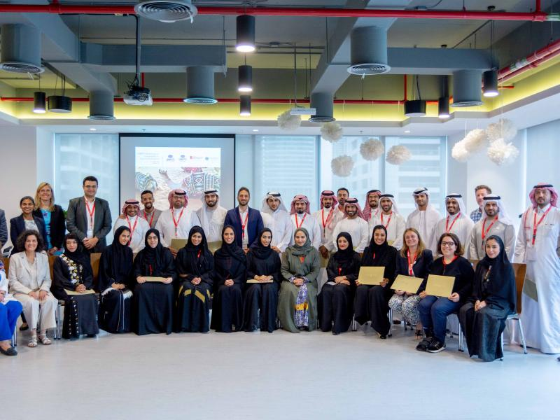 """The UNWTO Executive Education Workshop in United Arab Emirates on """"Sustainability in Tourism Destinations""""  finished on 11th April"""