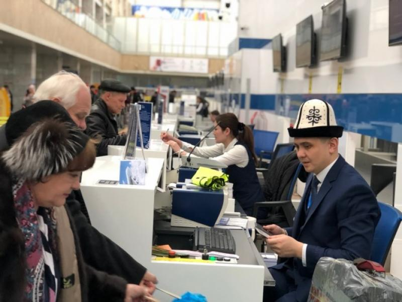Kyrgyzstan has introduced a simplified visa regime