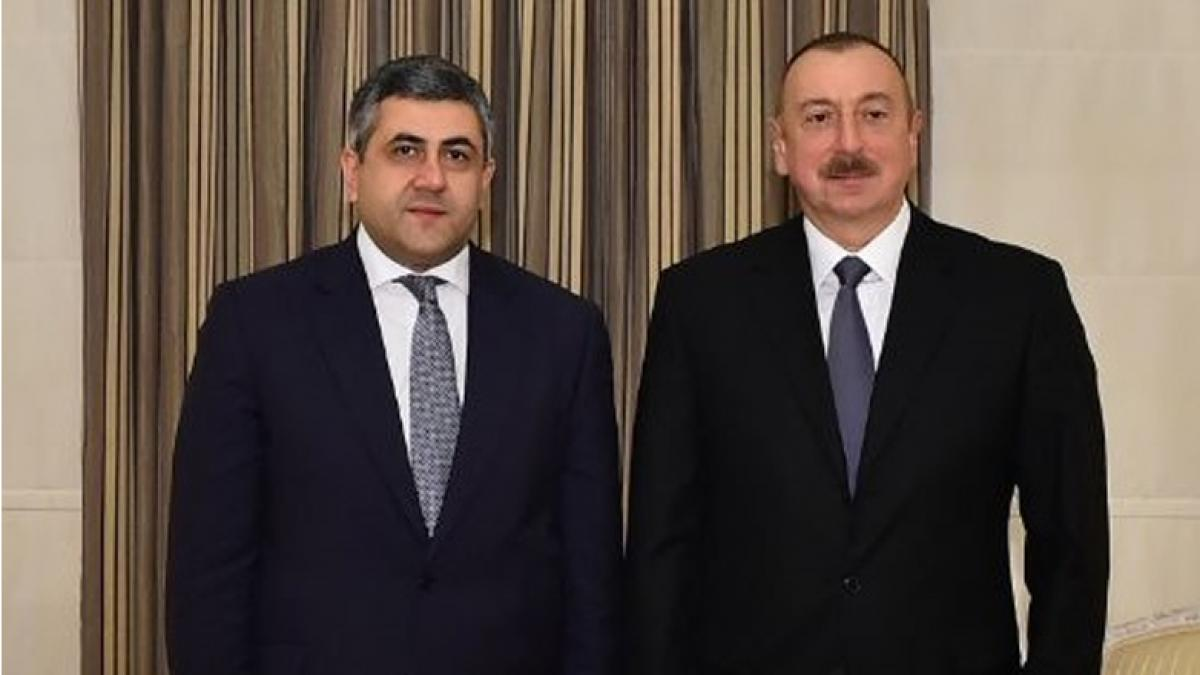 UNWTO Secretary General meets President of Azerbaijan