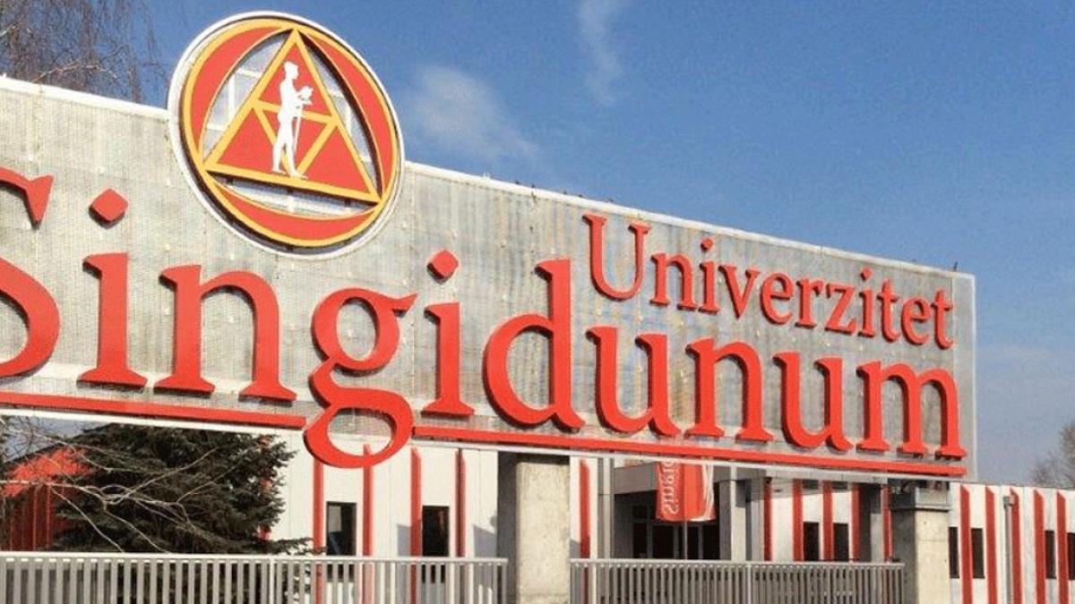 UNWTO.TedQual Certification - Singidunum University