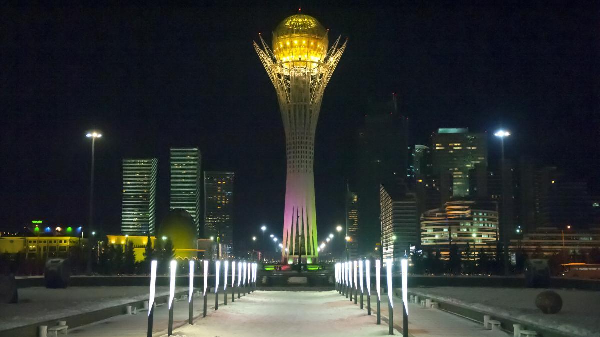 ICCA Masterclass in Kazakhstan