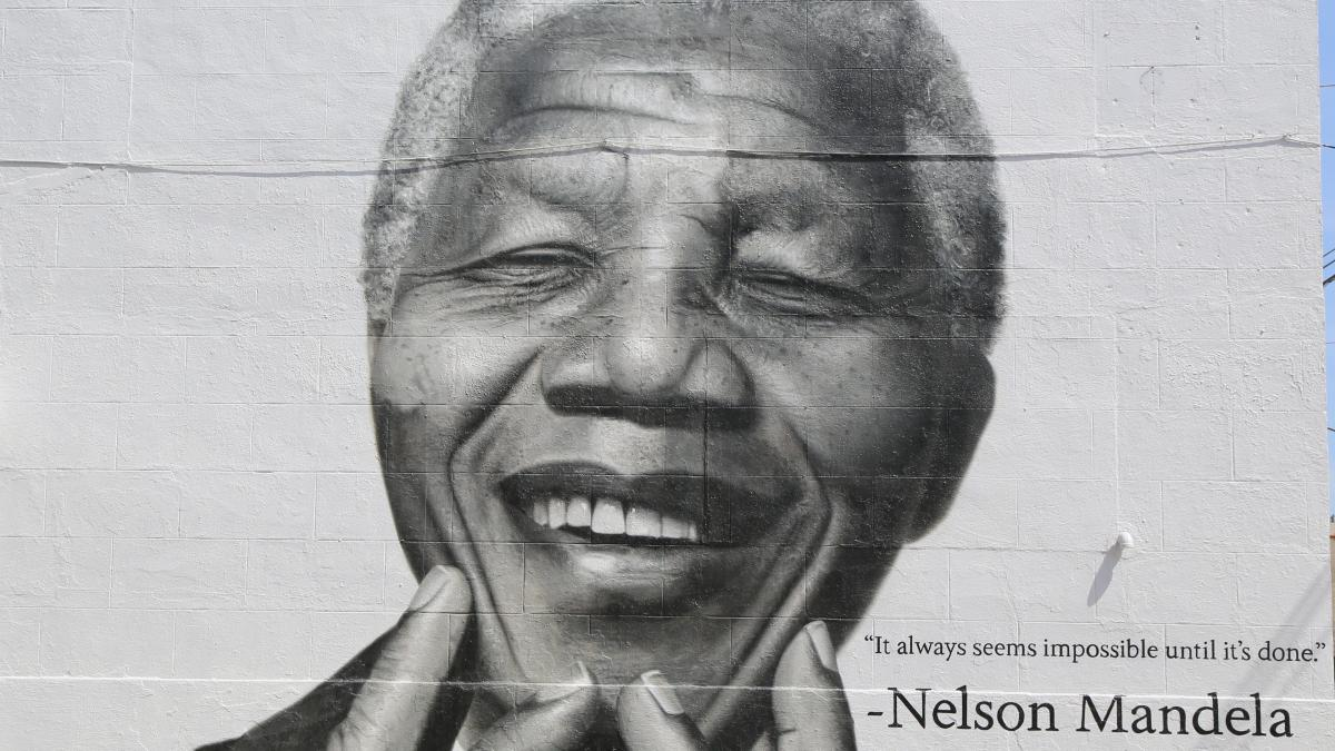 MESSAGE ON NELSON MANDELA INTERNATIONAL DAY