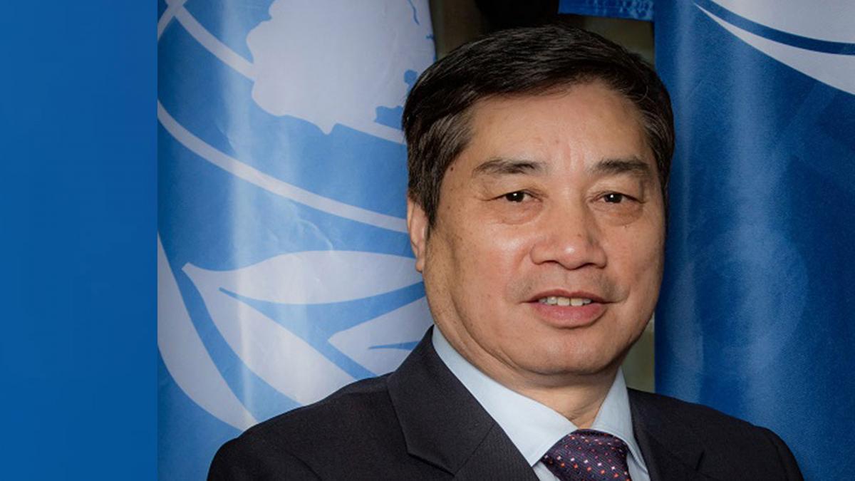 Mr. Zhu Shanzhong UNWTO Executive Director
