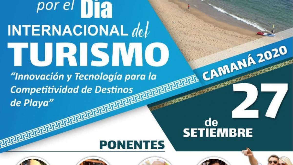 """SEMINARIO Por El Día Internacional Del Turismo """"Innovación y Tecnología para la Competitividad Turística de Destinos de Playa"""""""