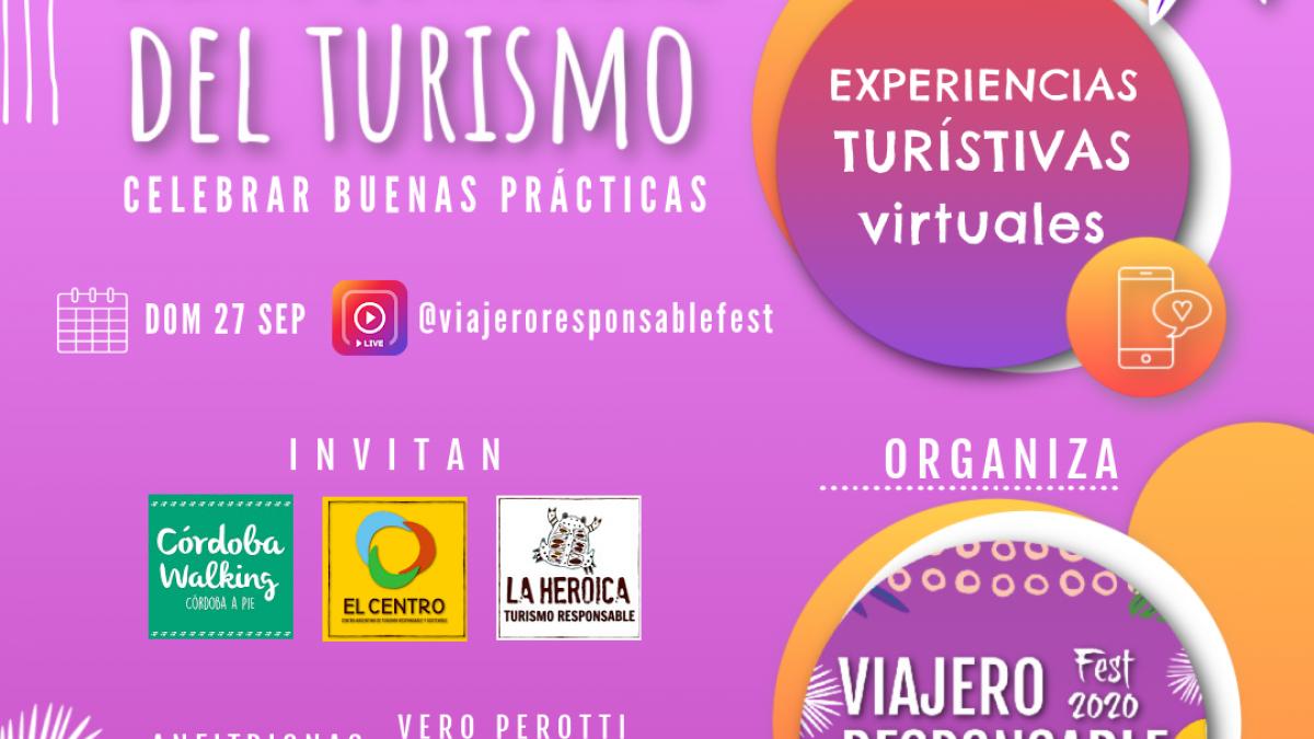 Viajero Responsable Fest - Día Mundial del Turismo 2020