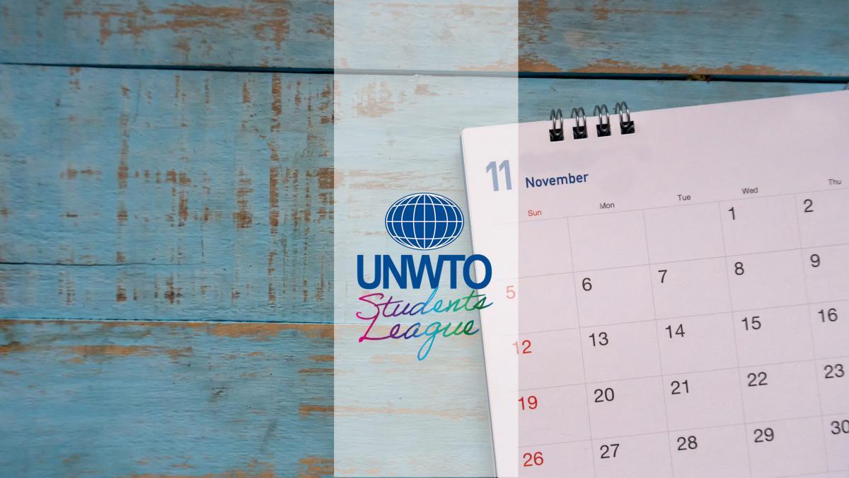 UNWTO Students' League - Calendar